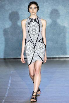 threeasfourss12 geometric dress!
