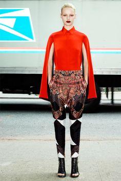 Sfilata Givenchy New York - Pre-collezioni Primavera Estate 2013