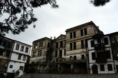 Taş mektep...Trilye, Bursa