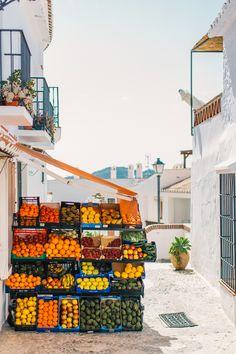 Frigiliana - Andalucía, Spain