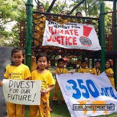 Fight for your children's future— #divest from fossil fuels! #Philippines @350 @PMCJ_ph