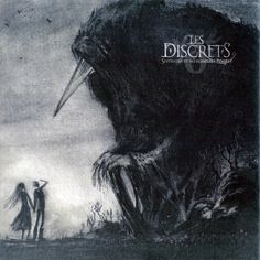 LES DISCRETS is the musical project of french illustrator Fursy Teyssier and Audrey Hadorn. Their cinematographic music combines elements from post rock to dark indie rock, trip hop with doom and folk influences. Iconic Album Covers, Concept Album, Post Rock, Trip Hop, Heavy Rock, French Art, Music Albums, Lp Vinyl, Lettering Design