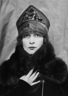 """Socialite and artist Hazel Lavery, known as """"The Most Beautiful Girl in the Midwest,"""" 1913. Notable as a friend to Michael Collins - and original model for Kathleen Ni Houlihan in the old Irish currency."""