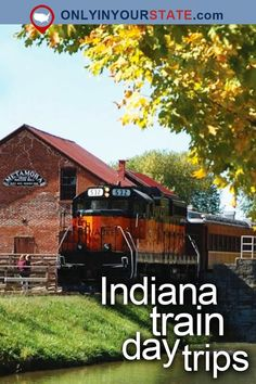 Travel Indiana Attractions USA Things To Do Adventure Places To Visit Day Trips Bucket List Train Rides Indiana Trains Hidden Gems Beautiful Places Weekend Getaway Vacations Scenic Railway Vacation Places, Vacation Spots, Places To Travel, Travel Destinations, Places To Visit, Vacation Ideas, Travel Things, Weekend Trips, Weekend Getaways