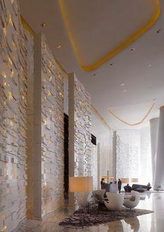 Four Seasons Guangzhou China designed by Hirsch Bedner Associates