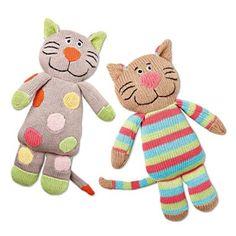 TEDDY CAT : Toys : Tiger UK