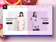 Jess Caddice #WebDesign #ui