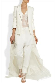 20 Alternative Wedding Looks Haider Ackermann Lace Cami Silk Chiffon Satin Dress Blazer Jacket Pants Non-Traditional Bride photo 11-20-Alternative-Wedding-Looks-Haider-Ackermann-Lace-Cami-Silk-Chiffon-Satin-Dress-Blazer-Jacket-Pants.jpg