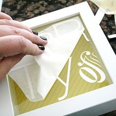 How To Use Vinyl Lettering As A Stencil Reverse Weeding Http - How to make vinyl wall art with cricut