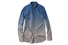 Diet Butcher Slim Skin x MIDWEST Bespoke Gradient Shirt via Hypebeast