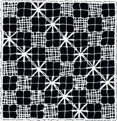 Dimensiones de la malla del bordado filé de Alagoas | Instituto do Bordado Filé de Alagoas