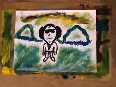 Este pin retrata a minha marca pessoal com o trabalho de ateliê