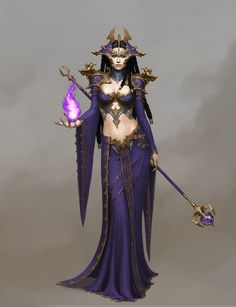 ArtStation - the Queen, jina lee