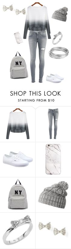 """""""⚫️⚪️"""" by kcarney92897 ❤ liked on Polyvore featuring Dondup, Vans, Joshua's, Helly Hansen, Kate Spade, Worthington, women's clothing, women's fashion, women and female"""