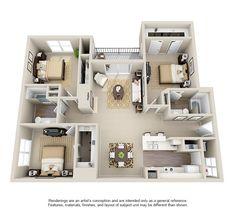 Ashley Oaks Apartments C1