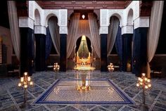 Moroccan interior #marokko