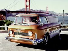 A 1955 GMC Universelle. : pics