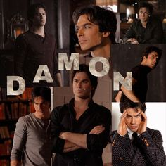 Damon Et Elena, Damon Y Stefan, Damon And Stefan Salvatore, Damon Salvatore Vampire Diaries, Ian Somerhalder Vampire Diaries, Vampire Diaries Poster, The Vampire Diaries 3, Vampire Diaries Seasons, Vampire Diaries Wallpaper