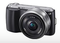 3 awesome things - Interchangeable lens. Small body. On sale.