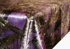 Purple Camouflage Table Cloth  Purple Camo Table by IDoDoodads, $19.99