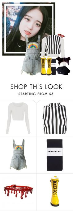 """""""Mae : Task 1"""" by pink-artists ❤ liked on Polyvore featuring UNIF, Whistles, Ilse Jacobsen Hornbaek and Chanel"""