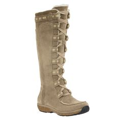 Timberland Women's Granby Tall Dkbrn Suede >>> Unbelievable outdoor item right here! Tall Boots, Snow Boots, Suede Boots, Leather Boots, Winter Shoes, Winter Wear, Fall Winter, Kinds Of Shoes, Boots