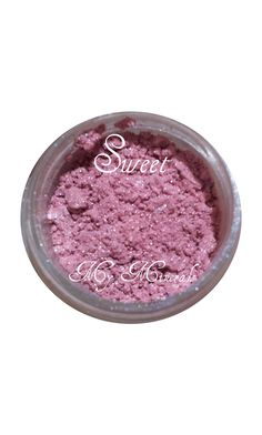 Sweet - ombretto minerale Mineral eyeshadow