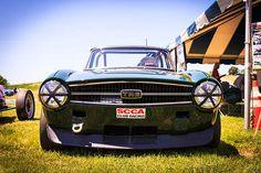Triumph TR6 - SCCA Club Racing