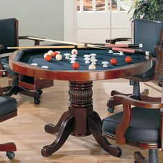 Shop Coaster Fine Furniture  Mitchell Game Table at ATG Stores. Browse our game…