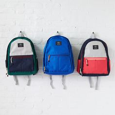 Because you're not just buying a backpack for yourself, through your purchase AEO will donate another STATE backpack to a local child in need through Teach for America.
