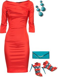 """""""FORMAL NIGHT CRUISE DINNER"""" by stephandhershoes on Polyvore"""