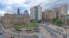 Leeds England, Leeds City, Public Realm, Design Competitions, Landscape Architecture, Great Britain, New York Skyline, Street View, Things To Come