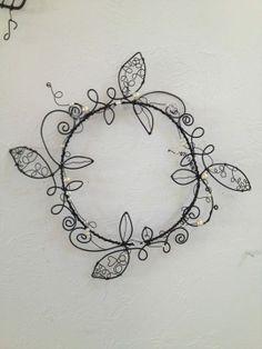 Wreath www.facebook.com/rieko.kariya