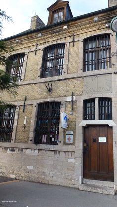 L'ancienne prison de Bourbourg - côte d'Opale
