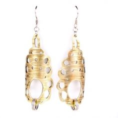 Kate Ellen's designs are simple and organic with a slightly industrial edge. She fabricates in mostly gold and silver.
