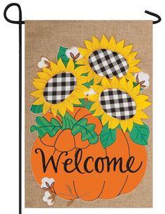 """Bluebird Blessing Spring House Flag Bless Our Nest 2 Sided Banner 28/"""" x 40/"""""""