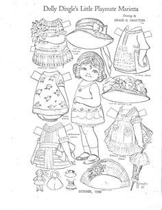 Miss Missy Paper Dolls: June 2015 Missing Missy, Puppet Crafts, Paper Dolls Printable, Vintage Paper Dolls, Soft Dolls, Paper Toys, Colouring Pages, Doll Face, Preschool Crafts