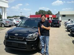 Thank you to Monica Trejo on your new 2013 Kia Soul from Belton Osborne Jr and everyone at Capitol Kia!