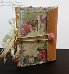 JUST LISTED! Clasp Envelope Journals!