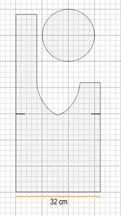 Pattern for a Japanese knot bag