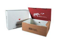 Transportverpackung M - Bild 2 - im Verpackungsshop Boxximo kaufen. Unsere große Auswahl an Verpackungen bieten den richtigen Karton für jede Gelegenheit. Bei www.boxximo.de lässt sich jede Verpackung individuell gestalten ab einer Auflage von 1 Stück online bedrucken.   Transportverpackung M - Innenmaße: 370mm x 285mm x 130mm (Länge x Breite x Höhe)
