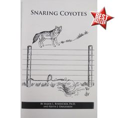 SNARING COYOTE Learn different methods for setting snares in the fence line, trail sets, bait stations, snare cages, leg snares and stacking snares. Coyotes, Survival Fishing Kit, Coyote Trapping, Coyote Hunting, Cool Tools, Bushcraft, Fences, Bait, Homesteading