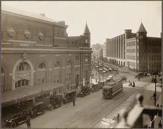 Boston, Symphony Hall, 1916.