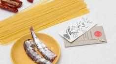 'I Tradizionali,' A Temporary, Culinary Tattoo