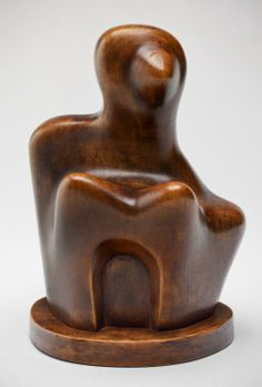 Henry Moore OM, CH, 'Figure' 1931