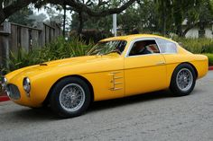 i-wish-i-was-a-fiat:    Fiat 8V Zagato Berlinetta Coupé