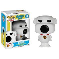 Family Guy Brian Griffin Pop! Vinyl Figure