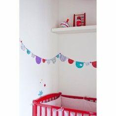 Sticker mural bébé : Stickers muraux pour chambre bébé et enfant
