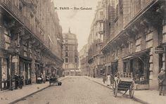 rue Cavallotti - Paris 18e