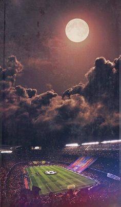 Fcb Wallpapers, Fc Barcelona Wallpapers, Stadium Wallpaper, Football Wallpaper, Lionel Messi Barcelona, Barcelona Soccer, World Football, Football Stadiums, Camp Nou